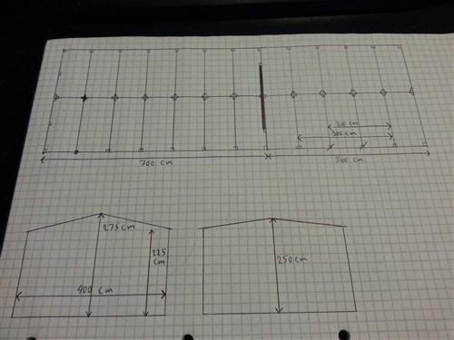 ny garage og carport lav det. Black Bedroom Furniture Sets. Home Design Ideas
