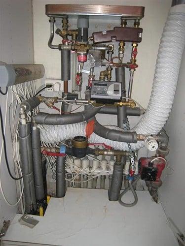 Smart Indstilling af fjernvarme, varmeveksler, returløb etc. - DT32