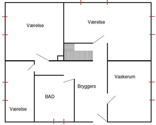 Usædvanlig Ventilation i kælder - Lav-det-selv.dk KM21