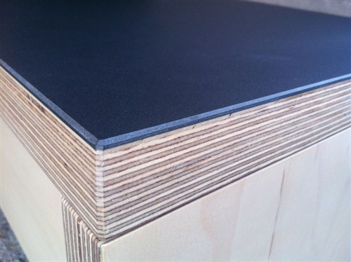 bordplade krydsfiner linoleum jem og fix gas ombytning. Black Bedroom Furniture Sets. Home Design Ideas