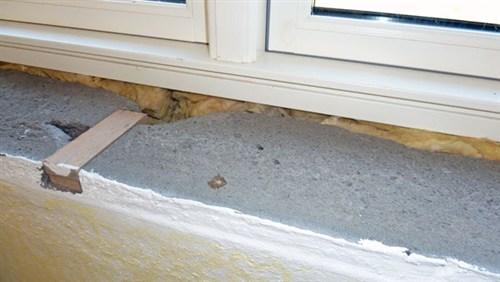 Fantastisk Fastgøre træ-vinduesplade til murværk (billeder inkl.) - ZC43