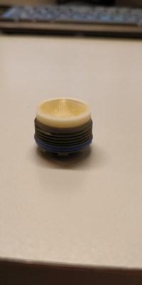 Avanceret Luftblander til Ikea blandingsbatteri - Lav-det-selv.dk BY63