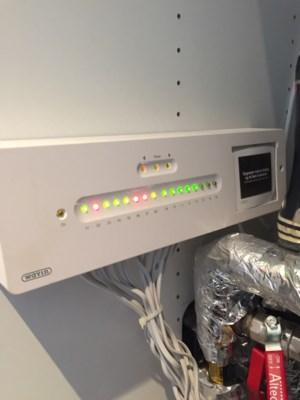 Moderne Wavin gulvvarme styring - Lav-det-selv.dk WN41
