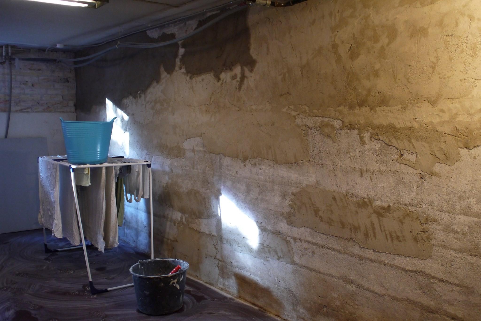 Opdateret Isolering af kældervæg - projekt på Lav-det-selv.dk VY61