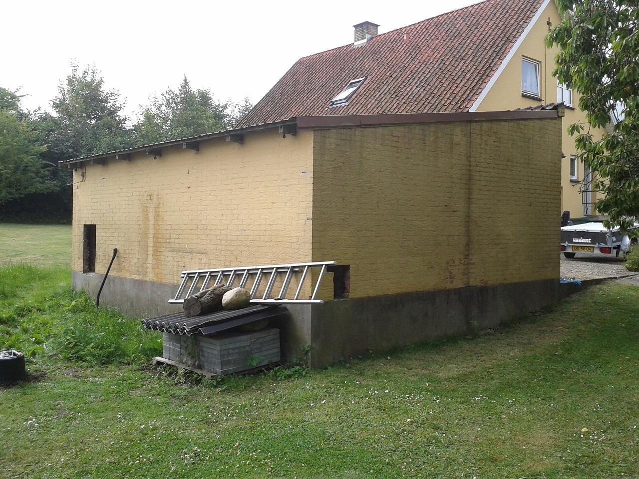Garage. -Reparer eller byg nyt - Lav-det-selv.dk