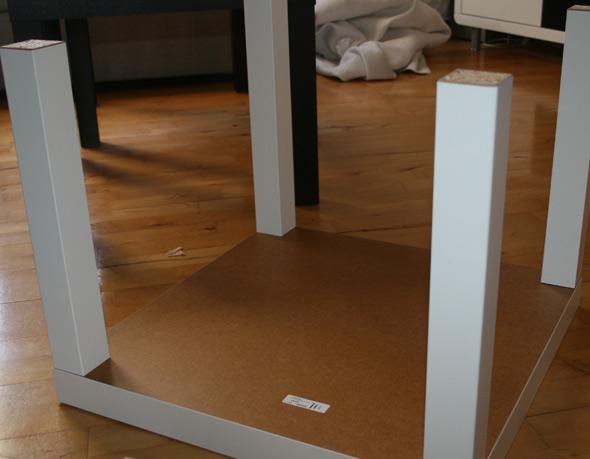 Spån profiler som fx IKEA bordben? - Lav-det-selv.dk