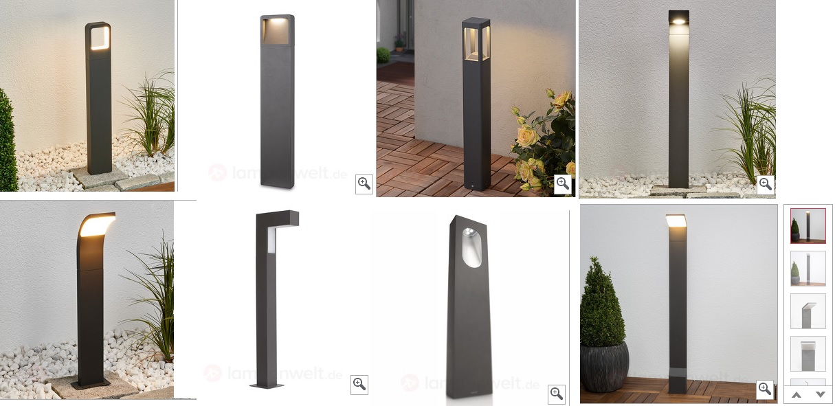 Bedlamper bauhaus u2013 Solceller og lysdioder