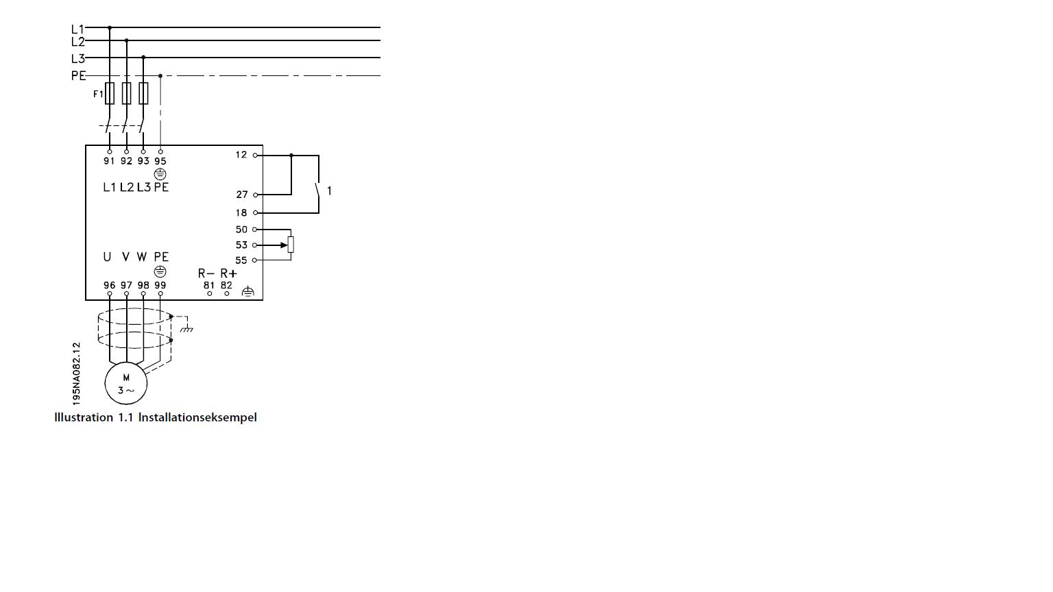 Danfoss Vlt 2800 user manual User Guide Pdf
